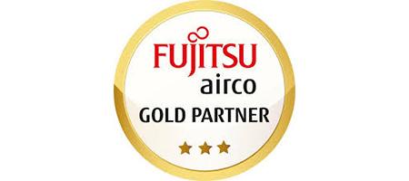 Fujitsu Gold Partner